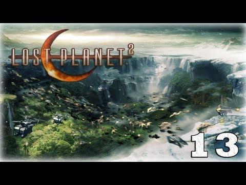 Смотреть прохождение игры [Coop] Lost Planet 2. Серия 13 - Космическая одиссея.