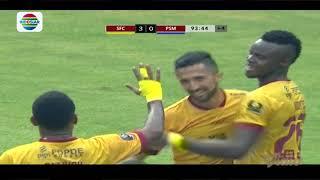 Piala Presiden 2018 : Gol Manuchekhr Dzhalilov Sriwijaya FC (3) vs PSM Makassar (0)