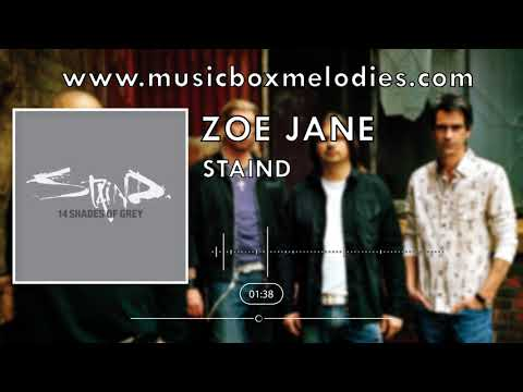 Zoe Jane (Music box version) by Staind