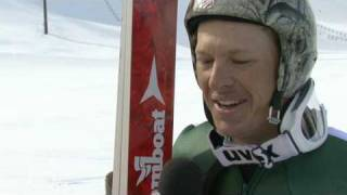 2010 Olympic Preview: Todd Lodwick - US Nordic Combined