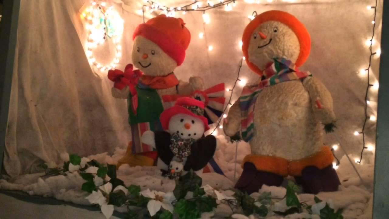 hagertys christmas display in pitman - Pitman Christmas Lights