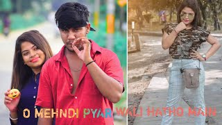 Download lagu O Mehndi Pyar Wali Hathon Pe Lagaogi 🔥 Tapori Love Story | Dil Tod Ke | Hindi Song 2019