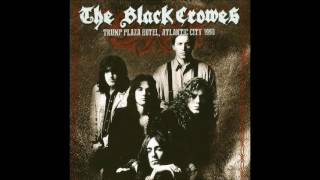 The Black Crowes Atlantic City 1990   Could I've been so blind