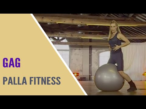 Jill Cooper Palla Fitness 20 minuti Allenamento tonificante
