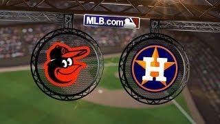 5/30/14: Astros win Civil Rights Game, extend streak
