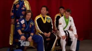 Kickin it   Jack vs Rudy Greate sensei tournament