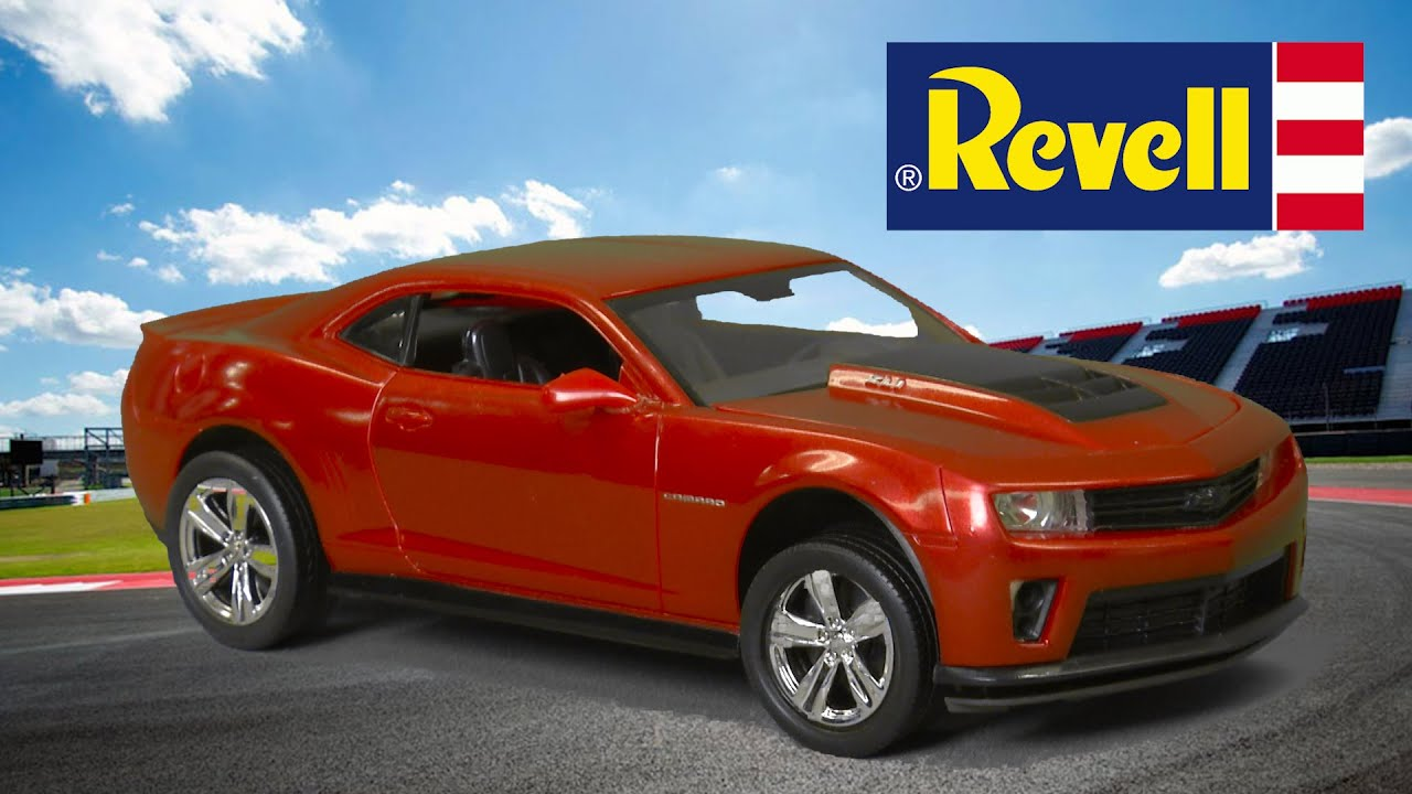 2013 camaro zl1 from revell youtube rh youtube com Body by Fisher Service Manuals