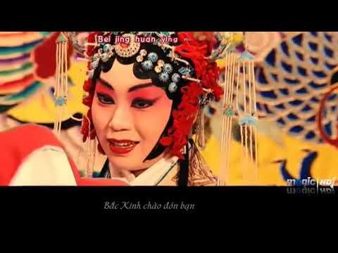 北京欢迎你 - Běijīng huānyíng nǐ - Beat Karaoke Vietsub by Ha Nam