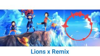 Lions x Remix | Masked Heroes - Vexento
