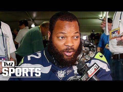 NFL's Michael Bennett: Cop Threatened to 'Blow My F**king Head Off' | TMZ Sports