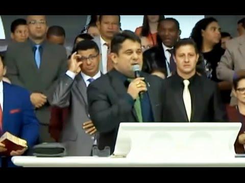 GIDEÕES   PREGAÇÃO APÓSTOLO LUIZ HENRIQUE
