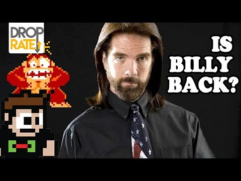 Billy Mitchell achieves his banned Donkey Kong score live on Twitch. Gregg Talks.