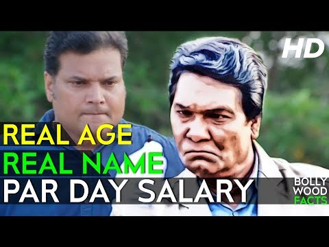 CID (सी आई डी) Actors - Real Age | Real Name | Par Day Salary 2017
