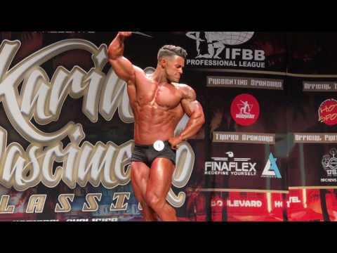 SANTI ARAGÓN | Classic Physique Posing Routine !