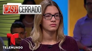 Caso Cerrado | Teen Daughter Abused by 30 Year Old Boyfriend👨🏾| Telemundo English
