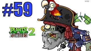 Прохождение PLANTS VS ZOMBIES 2 - Dead Mans Booty 1-8 - Бесконечный режим