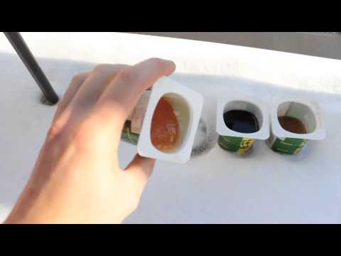 Synthetic Oil Vs Regular Oil Freez Test Youtube