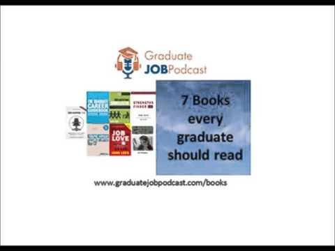 7 books every graduate should read - Graduate Job Podcast #14