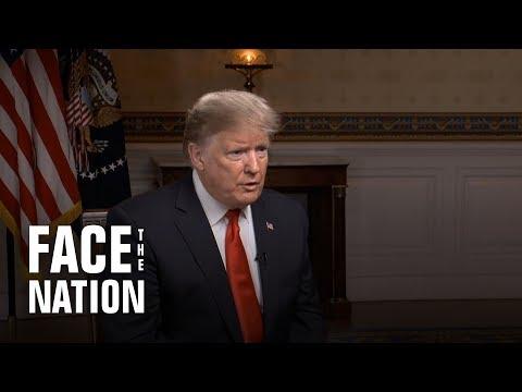 Trump talks race,