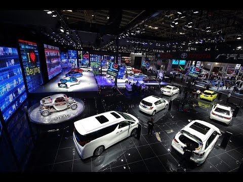 Beijing International Automotive Exhibition (Auto China) 2016