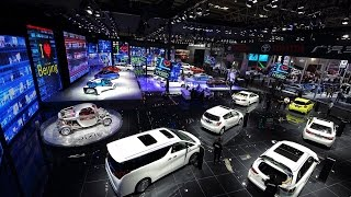 Beijing International Automotive Exhibition (Auto China) 2016