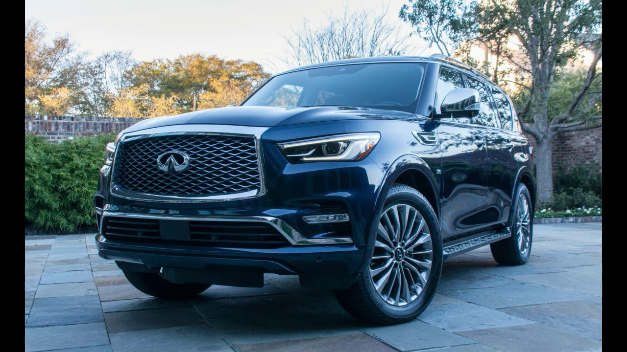 Infiniti Qx56 2018 >> MUST WATCH! 2018 INFINITI QX80 LIMITED SPECS AND MORE! - YouTube