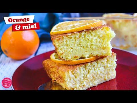 🍯-gÂteau-de-semoule-orange-et-miel...-À-naxos-!-🍯