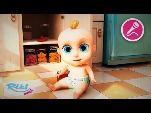 Джони Джони 👶Johny Johny Yes Papa на русском! Пой с нами! Песенка и мультфильм