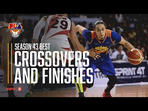 PBA 2018  Best of Crossovers and Finishes