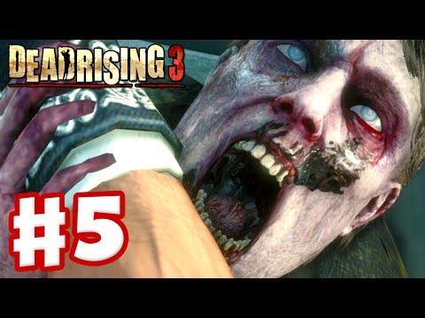 Dead Rising 3 - Gameplay Walkthrough Part 5 - Bitten! (Xbox One Day One 2013)