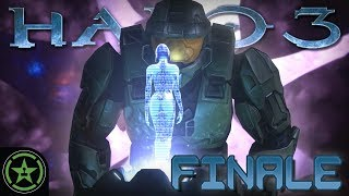 FINISH THE FIGHT - Halo 3: LASO (Ending) | Let's Play