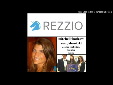 Video Resume Platform Startup Rezzio Camera Ready Show 041