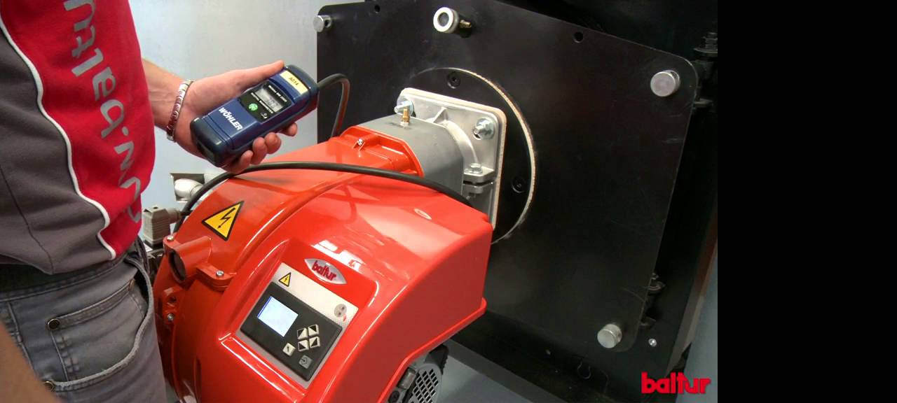 Baltur Electronic Modulating Burners