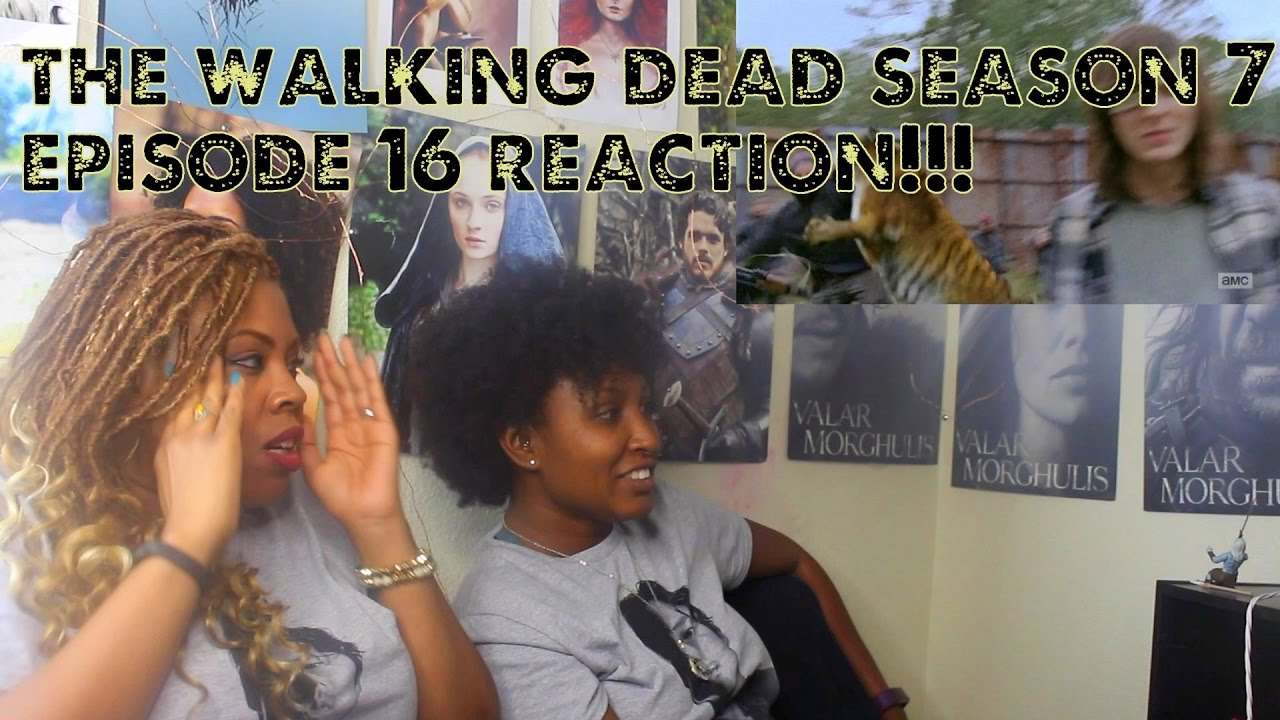 Download The Walking Dead 7x16 The First Day of the Rest of Your Life Finale REACTION!!!