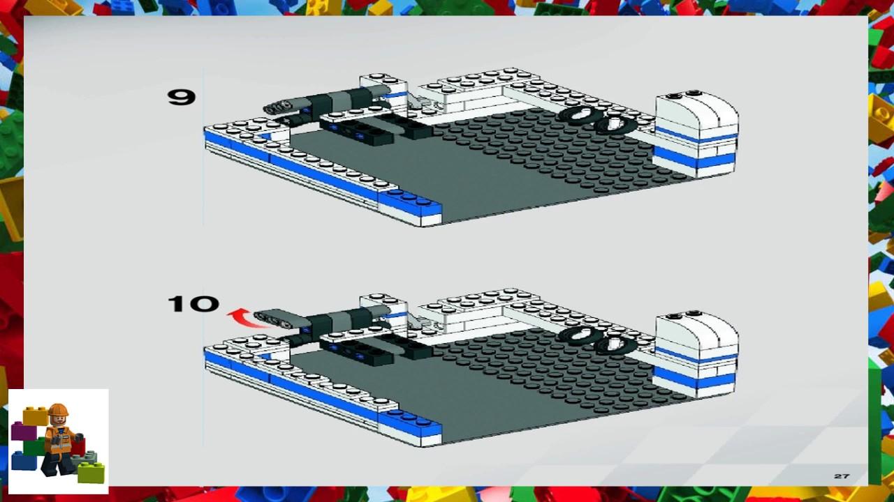 Lego Instructions Racers 8154 Brick Street Customs Book 2