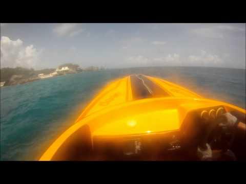 Round the island 2011, part 3