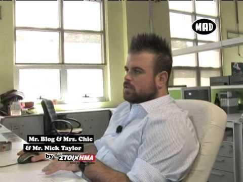 Weekly Gossip από τους Mr.Blog, Mrs.Chic & Mr.Nick Taylor! (31.5.13)