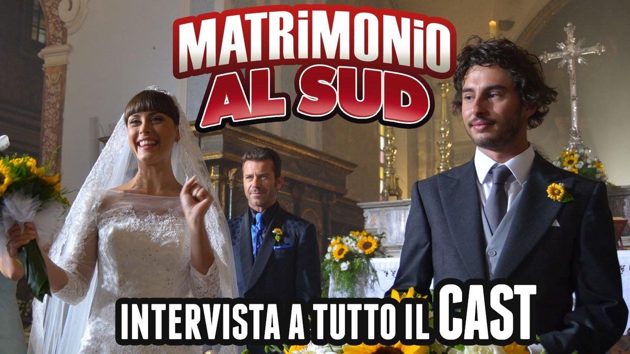 Speciale Matrimonio Al Sud Intervista A Tutto Il Cast Youtube