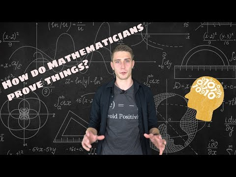 How Do Mathematicians Prove Things?