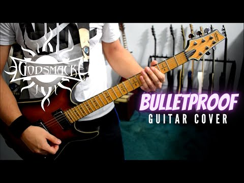 Godsmack - Bulletproof (Guitar Cover)