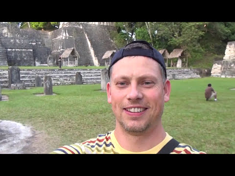 Ruinas De Tikal Guatemala