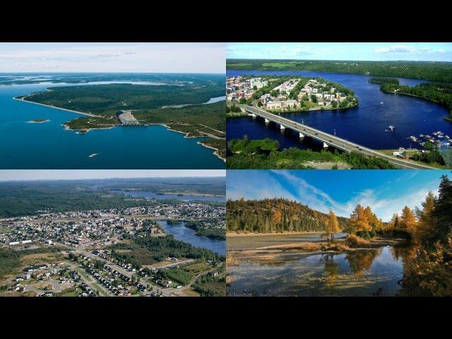 Top 10 - Villes du Québec par superficie