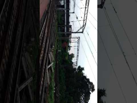 Mumbai  to Nagpur Howrah express