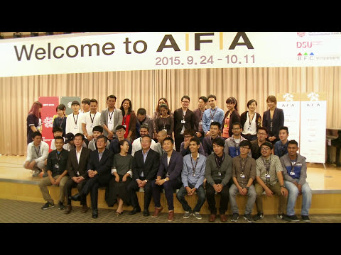 BIFF l Asian Film Academy 2015 Summary