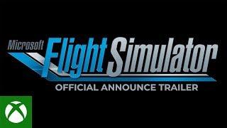 Microsoft Flight Simulator   E3 2019   Announce Trailer