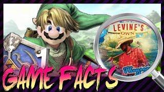 Die beste Knifte in Call Of Duty & Mario will Link sein! | Random Game Facts #146