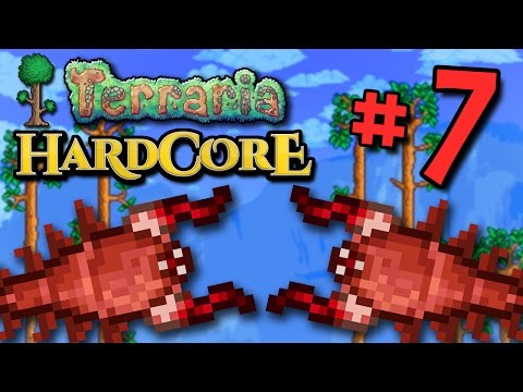 Terraria HC #3! - Part 7 (WHAT'S THAT SOUND?!)
