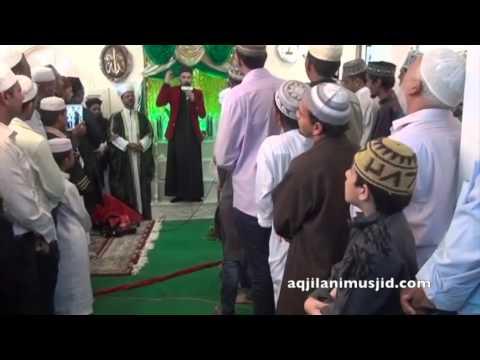 Ya Nabi Salaam Alayka - Milad Raza Qadri in Mauritius