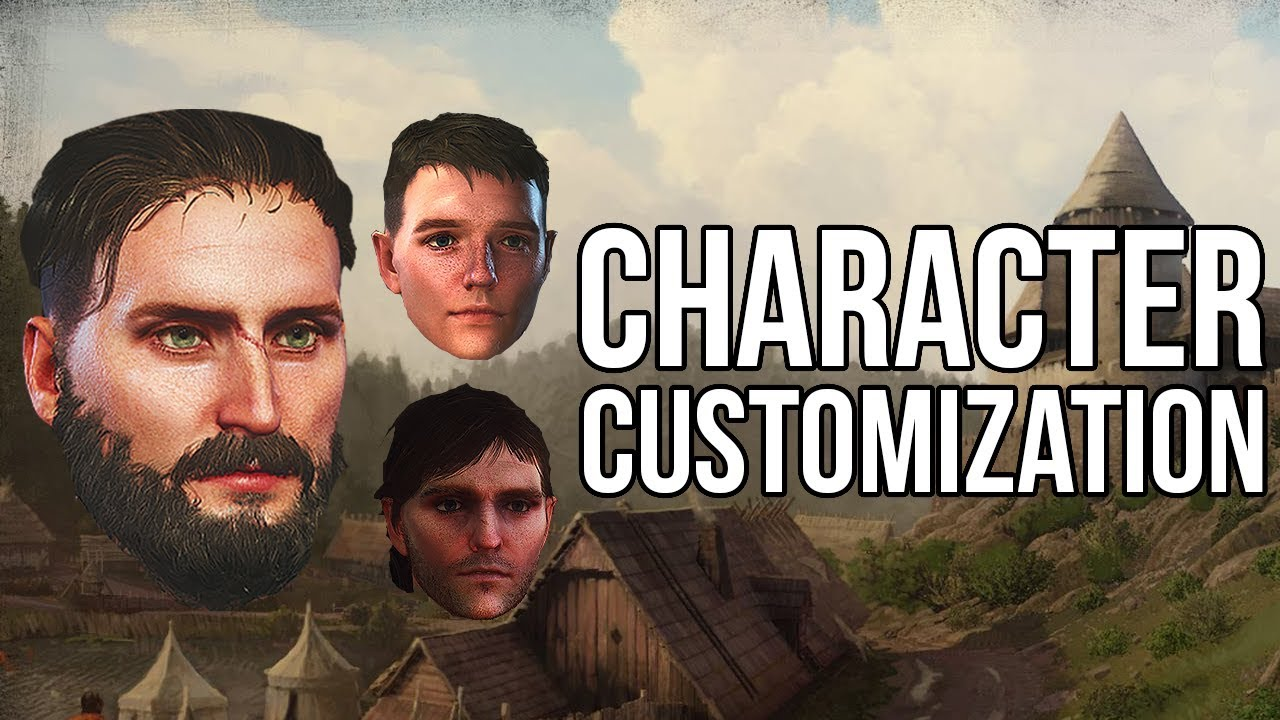 Kingdom Come Deliverance Character Customization - Mod Guide for Changing  Henry's Appearance