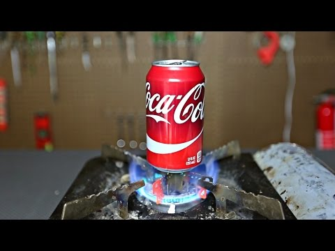 Thumbnail: 5 Science Experiments Using Soda Can